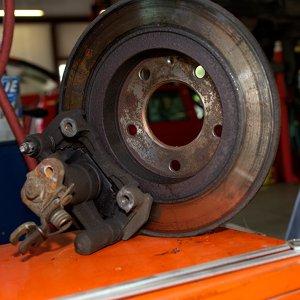 brake service