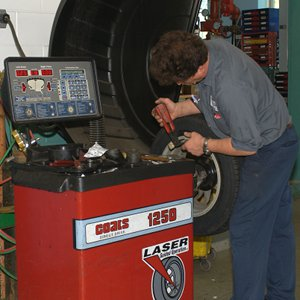 Wheel Alignment Strut Replacement - Joe's Garage Inc ...